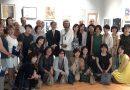 В Тбилиси открылась совместная выставка корейских и грузинских художников.