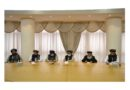 The meeting with the delegation of Political Office of Taliban movement was heldin the MFA of Turkmenistan