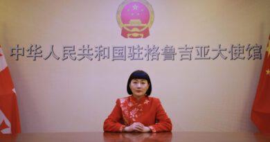 სინომედია:ექსკლუზიური ინტერვიუ ჩინეთის ელჩთან